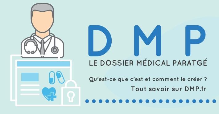 www.dmp.fr Dossier Médical Partagé