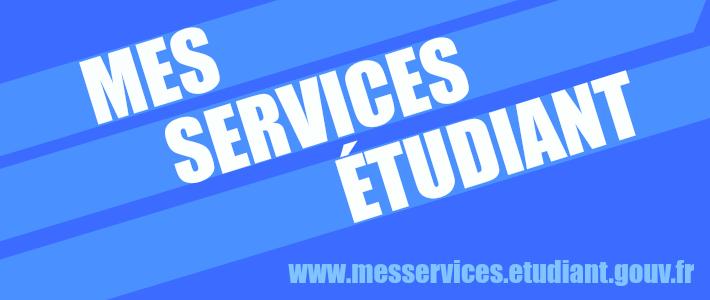 www.messervices.etudiant.gouv.fr - Bourse et dossier social étudiant