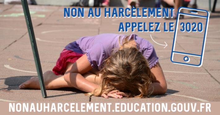 www.nonauharcelement.education.gouv.fr - Non au harcèlement scolaire