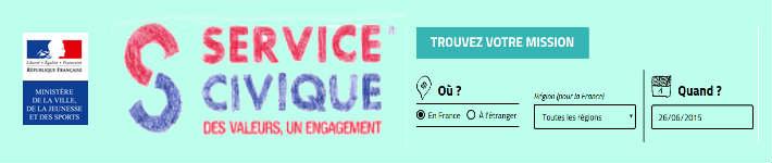 Service-civique.gouv.fr
